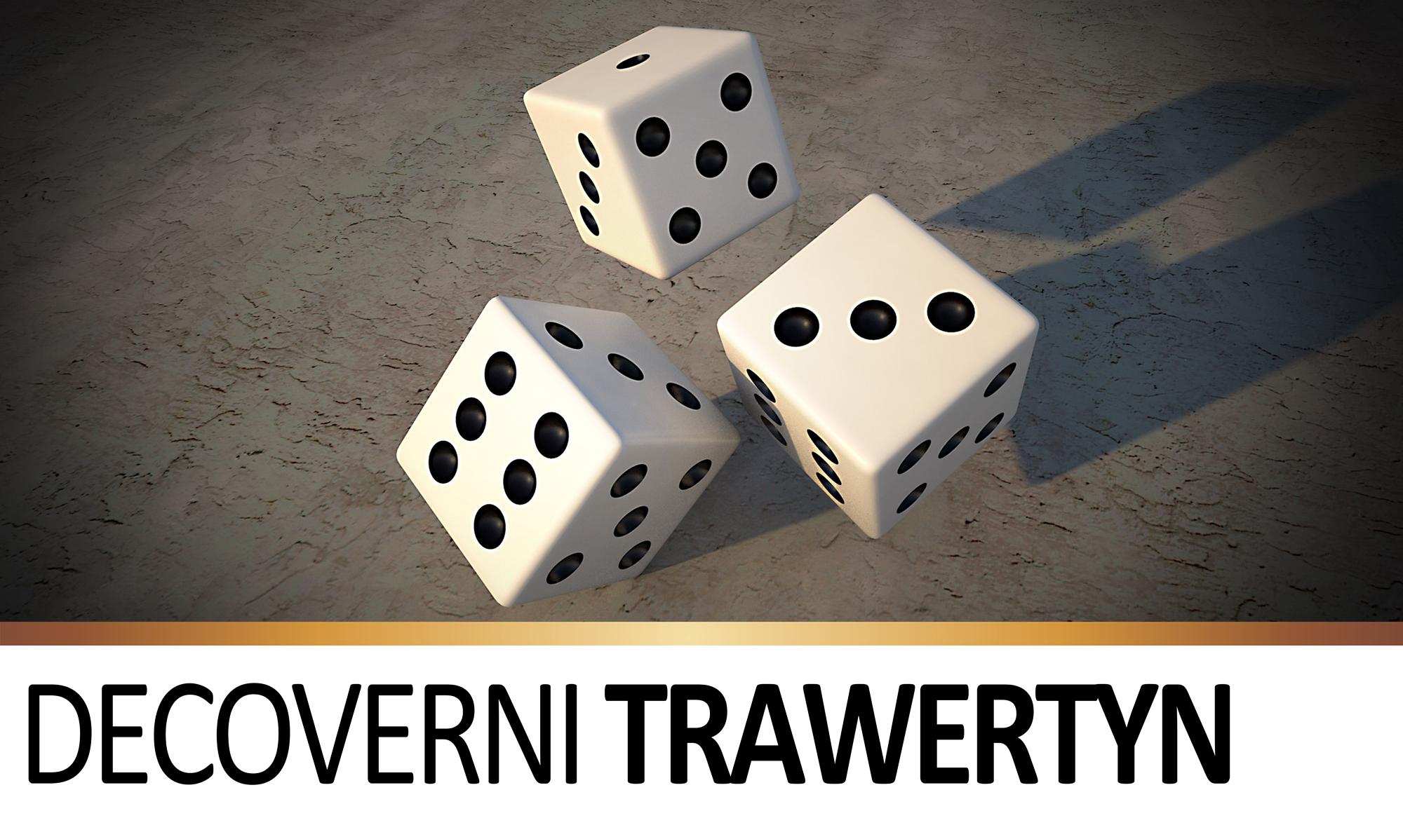 DECOVERNI Trawertyn